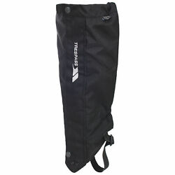 Trespass Waterproof amp; Breathable Gaiters For Hiking For Adults GBP 19.99