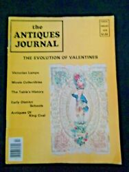 Antiques Journal 1976 Victorian Lamps Moxie Soft Drink Collectibles Coal Grates $10.33