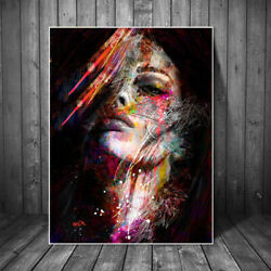 Canvas Wall Art Painting On Canvas Print Wall Picture Wall Poster for Home Decor $18.79