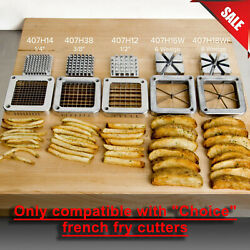 French Fry Blade Assembly Cutter Blocks Iron Modern Replacement Parts Potato $32.65