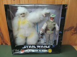 "NRFB 12"" Star Wars Action Figure Collector's Series Luke Skywalker vs Wampa Hoth $29.99"