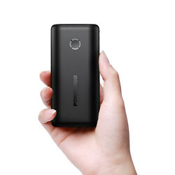 POWERADD 10000mAh Power Bank Portable High-Speed Charging for iPhone 11 XS X 8 $12.99