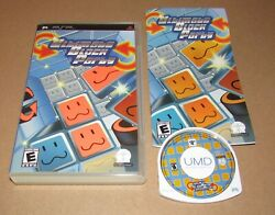 Ultimate Block Party for Sony PSP Complete Fast Shipping $8.95