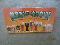 NEW quot;Brew Opolyquot; Late for the Sky game for Beer amp; Ale Lovers $10.00