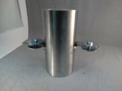 3quot; Stainless Steel Gold Sluice Dredge Hose Adapter Carolina Prospectors $32.00
