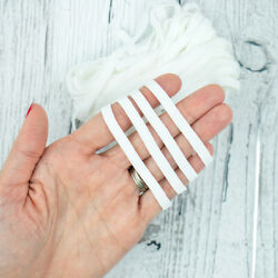 1 4quot; Thin Elastic Band for face mask 10 Yards elastic string for mask DIY $9.99