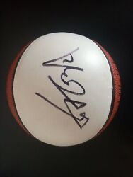 Yao Ming Signed Mini Spalding Ball with COA $199.99