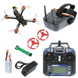 JMT F4 X1 175mm FPV Racing Drone RTF with FPV Goggles Flysky Remote Controller $205.92