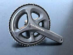Shimano Ultegra 6800 Crankset Stages Power Meter 11sp 52 36 175mm Bluetooth ANT $550.00