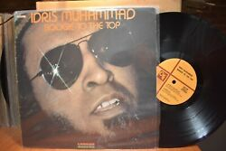 Idris Muhammed Boogie to the Top LP CTI 98798 Stereo