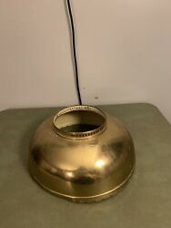 Antique Parts Art Light Lamp Fixture Parts Brass JF $30.00