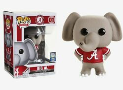 Funko Pop College: Alabama Crimson Tide Big Al Vinyl Figure #42857