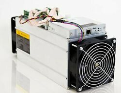 BITMAIN ANTMINER S9 BITCOIN MINER 13.5 TH s With Power Supply FOR PARTS ONLY $64.99