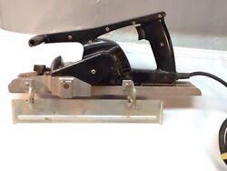 Wen Model 931 Electric Plane Hand Door Edge Planer 15.5quot; Long Tested $25.00