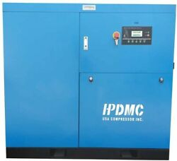 HPDMC Rotary Screw Compressor - 230460 Dual Volts 3 Phase 50HP 219CFM SC37A