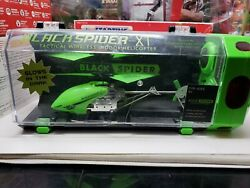 Black Spider Remote Helicopter $19.99