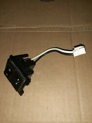 OEM Replacement Sony PlayStation 2 PS2 Fat Power Switch AC Plug $4.00