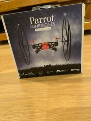 Parrot Mini drone Rolling Spider Red $45.95