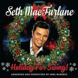 Seth MacFarlane Holiday For Swing New Sealed Christmas Vinyl LP Album $18.99
