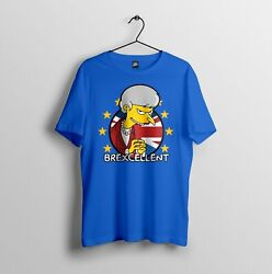 NEW THERESA MAY FUNNY BREXIT SIMPSON INSPIRED DESIGN USA SIZE T SHIRT EN1 $21.97