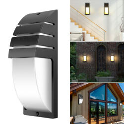 LED Wall Light Outdoor Waterproof Modern Style Indoor Wall Lamps Decor On $28.14