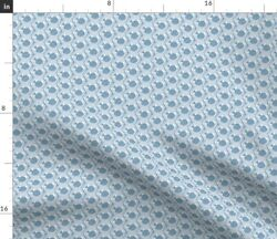 Tool Box Construction Masculine Nuts And Bolts Fabric Printed by Spoonflower BTY $35.00