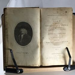 1796 An Historical Geographical Commercial & Philosophical View of U.S.-Vol. 2 $225.00