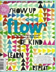 FLOW MAGAZINE * ISSUE #22 - 2018 * BRAND NEW!  mindfulness $29.99