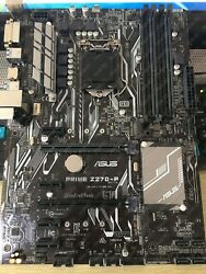 1PC used ASUS Z270 P $326.59