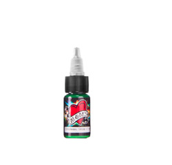 Mom's Millennium Ectoplasmic Green Color 12 oz Bottle Tattoo Ink USA $8.54