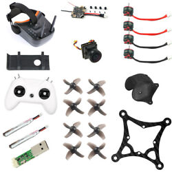 JMT DIY Drone Kit with Crazybee F4 Lite FPV Camera FPV Goggles Remote Controller $171.00