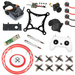 JMT DIY Drone Kit Crazybee F4 Lite FC FPV Googles Transmitter Arch Parking Apron $202.37