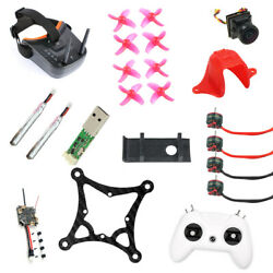 JMT DIY Drone Kit with Crazybee F4 Lite FPV Camera Goggle LiteRadio 2 Controller $175.35