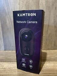 KAMTRON 1080P Home Security Rechargeable Battery Powered Camera Kamtron A3 $63.99