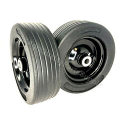 10quot; x 3.25quot; Solid Finish Mower One 1 Wheel Tire BUSH HOG 87750 NEW Replacement $48.88
