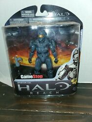 Halo Reach Spartan CQC 2011 McFarlane Toys Series 2 Figure - Gamestop Exclusi $42.00