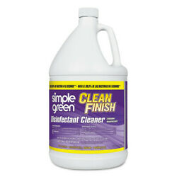 SIMPLE GREEN 2810000401128 Clean Finish Disinfectant Cleaner 1 gal Bottle $11.89