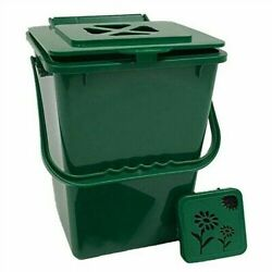 2.4 Gallon Kitchen Composter Compost Waste Collector Bin Green $89.00