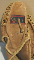 Spalding Glove First Base Trap Eze Softball Baseball 1941 $62.88