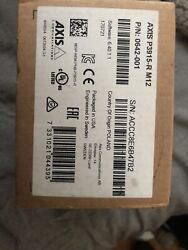 Axis P3915-R M12 $300.00