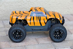 Custom Body Tiger Style for ARRMA GRANITE 4X4 2WD 3S BLX 1/10 Cover Shell $22.99