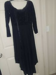 Gothic dress long sleeve
