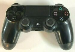 Sony Playstation 4 Wireless Controller Dualshock 4 For PS4  - Jet Black $39.95