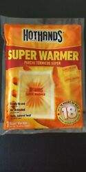 HotHands Body & Hand Super Warmers 38ct Long Lasting Safe Natural Odorless Air $22.79