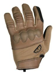 """Line of Fire Sentry Coyote Gloves XL With 36"""" Tegs Tape Included. C $98.00"""