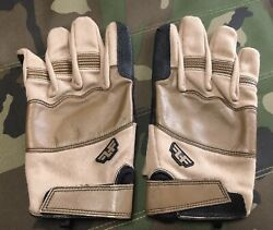 """Line of Fire Coyote Gloves L With 36"""" Tegs Tape Included. C $98.00"""