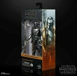 Star Wars Black Series Mandalorian Beskar Armor Action Figure $39.88