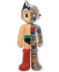 Tokyo Toys TZKA-007 Astro Boy Clear ver. Alloy Figure Skeleton Height 230mm $363.00