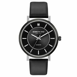 Kenneth Cole New York Classic Diamond Dial Men's Watch $54.99