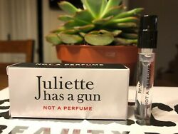 Juliette has a gun Not a Perfume (1.7 mL 0.057 oz) EDP Sample - BNIB! $7.99